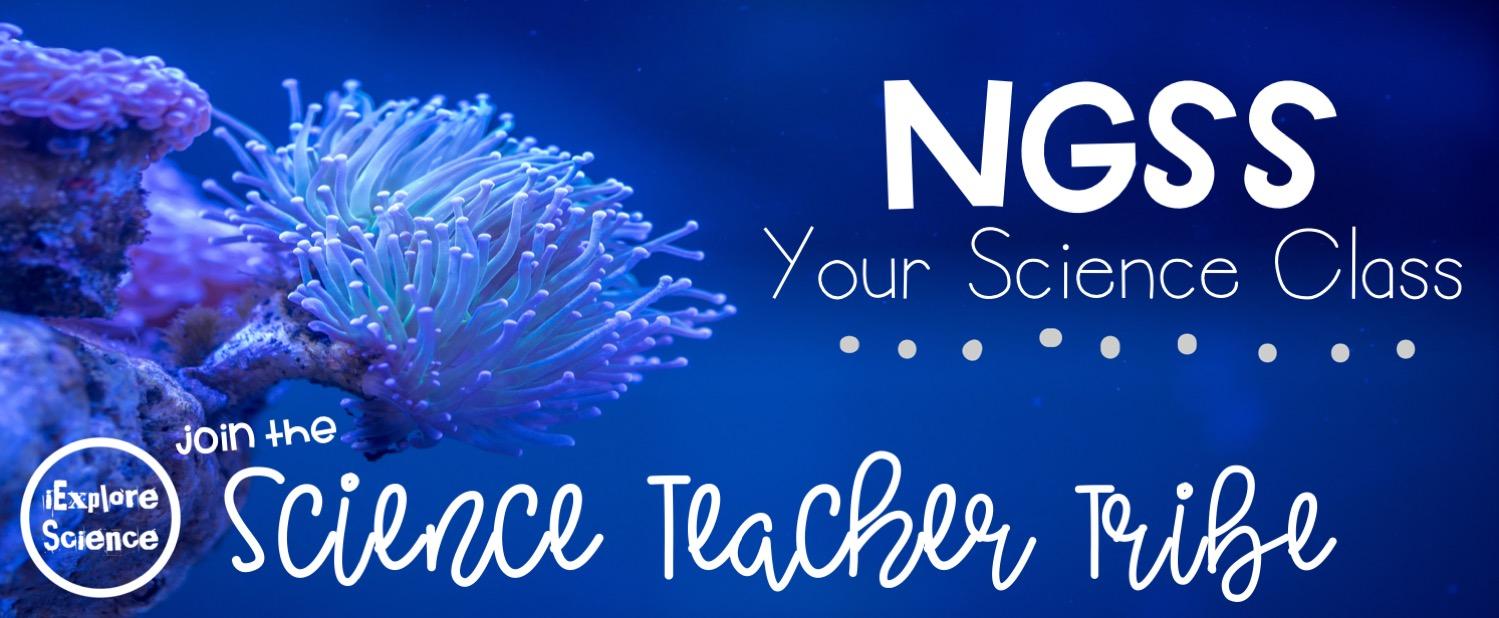 iExploreScience Teacher Tribe