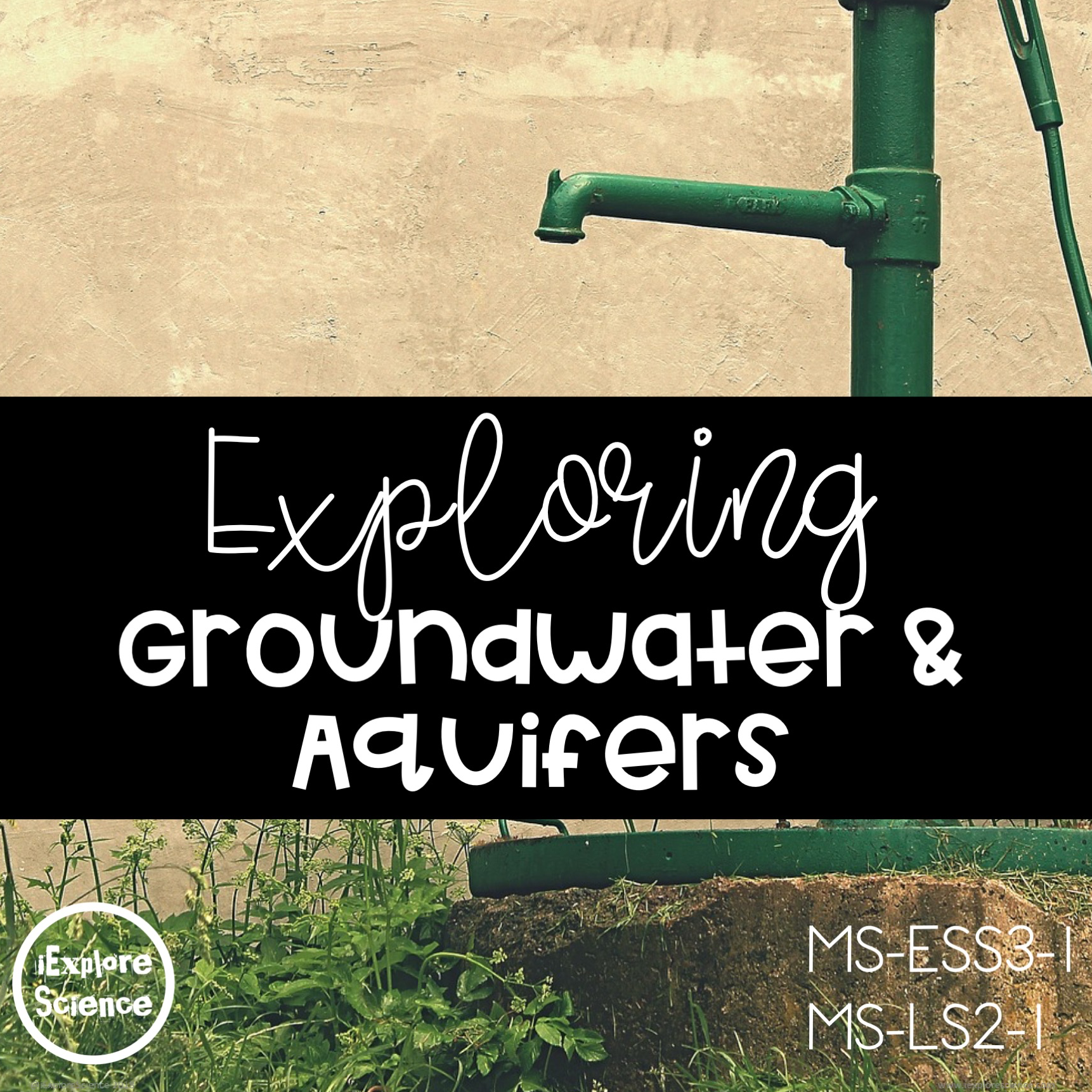 exploring groundwater and aquifers