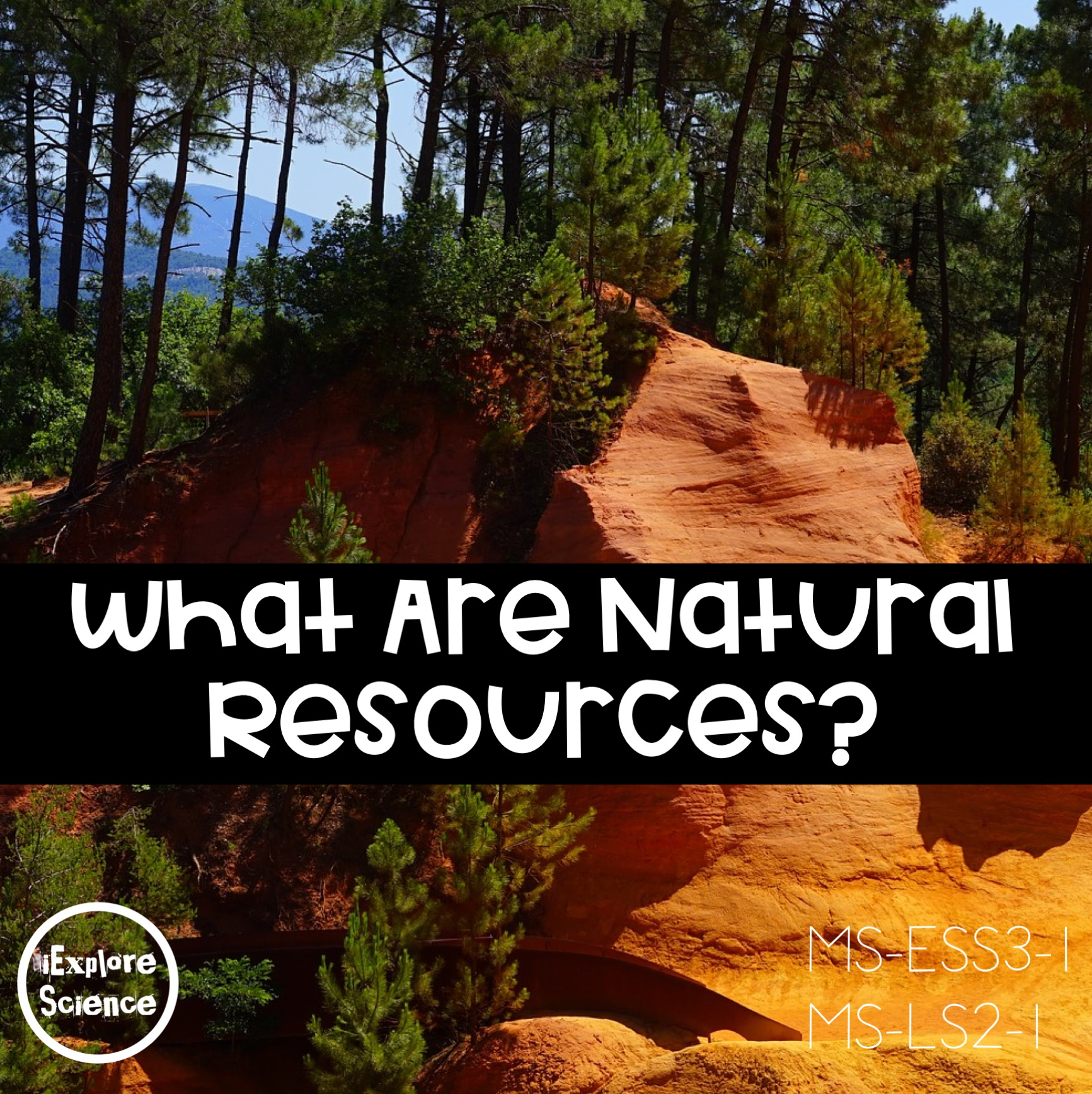 natural resources are